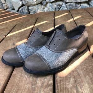 Sorel women's major Oxford shoe